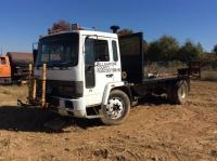 1989 Volvo FE 613 Flat Bed Truck
