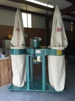 2005 Grizzly 4HP Dust Collector
