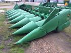 2014 John Deere 608C 8 Row Corn Header