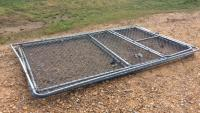 4 Sided 6 FT x 9 FT Dog Pen