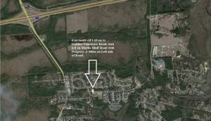 Cambridge Square House Lot 17 in Pascagoula MS