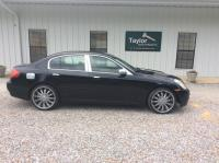 2004 Infiniti G35 Passenger Car, VIN # JNKCV51E74M611484, Leather Sunroof, Cold AC, 234,743 Miles, Needs Battery, Drug Seizure