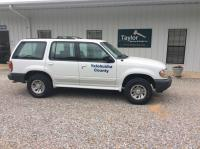2000 Ford Explorer 4WD SUV, VIN # 1FMZU71X0YZB44182, 172,424 Miles, Cold AC, Needs Battery Drug Seizure