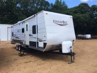 2009 Kingsport by Gulf Stream Conquest 30BHS Camper, VIN # 1NL1GTP22A1043902, Good Condition! Title in Hand