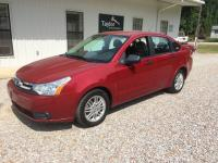 2011 Ford Focus SE, Title in Hand