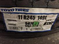 Toyo M-120 Truck Tires M120-11R24.5
