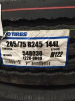Toyo M122 Truck Tires 285-75R24.5