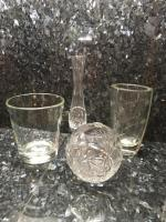 Lead Crystal & Glassware