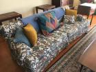 Early American Sofa, 90 in. W
