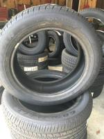 4 Goodyear P235-55R19, Unused