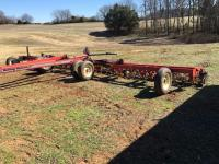2011 Unverferth Model 225 Rolling Harrow