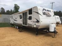 2010 Forest River Puma Towables Camper, 45FT
