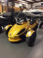 2013 Can-Am Spyder ST Motorcycle