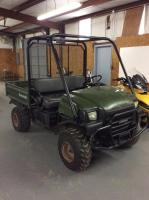 Kawasaki ATV Mule -  Bill of Sale only