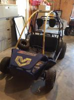 Z Force Go-Kart, 2 Seater