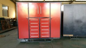 Multi-Drawer Tool Cabinet