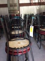 Metal Round Chairs - 10