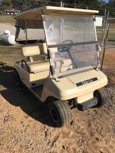 Clubcar Golf Cart-Gas