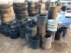Large Group of Corrugated Irrigation Couplings