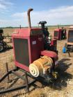 Case IH 4391T Power Unit Trailer, Generator