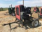 CIH P85 Power Unit Trailer, Generator