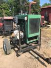 John Deere 4D80 Power Unit Trailer, Generator