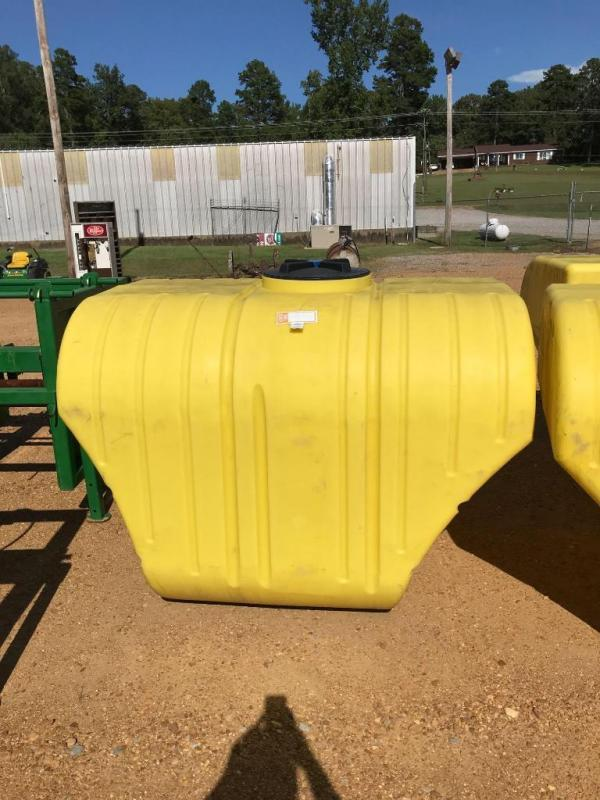 500 Gallon Fiberglass Tanks-