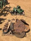 John Deere 886 Cultivator Buster Parts