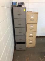 5 Drawer File Cabinet and